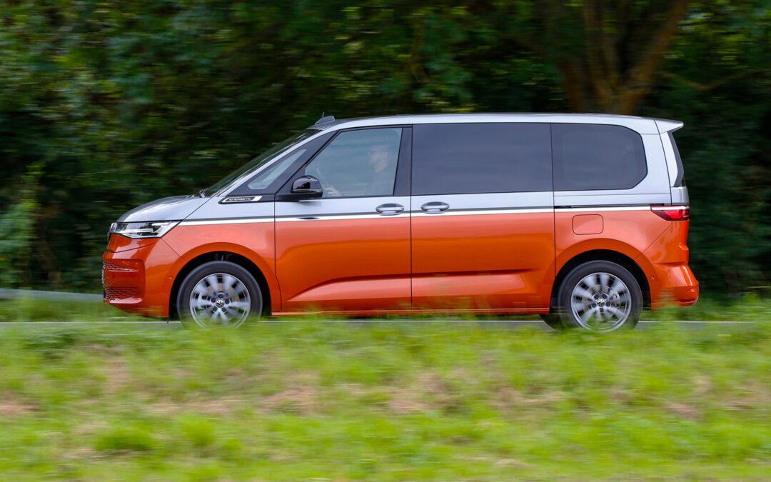 VW T7: Teilelektrisch statt Diesel
