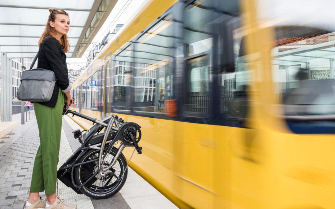 E-Bike-Boom: Auch Falträder lernen jetzt das Stromern