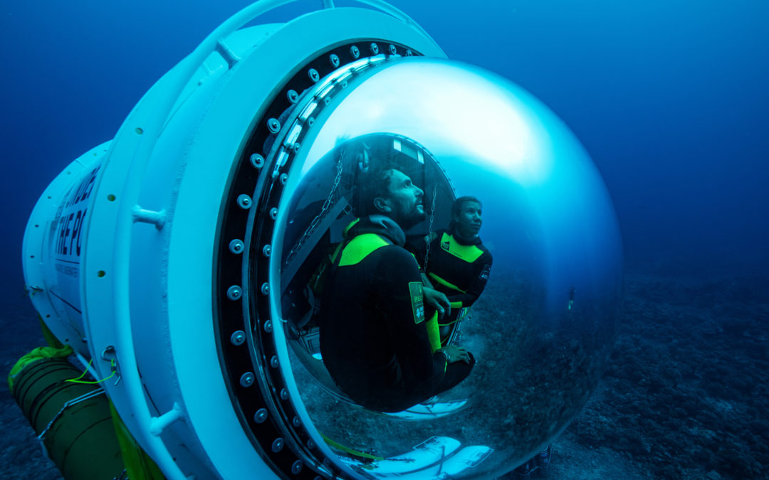 Mission für die Meere