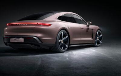 Porsche Taycan ohne S und auch nur mit Heckantrieb