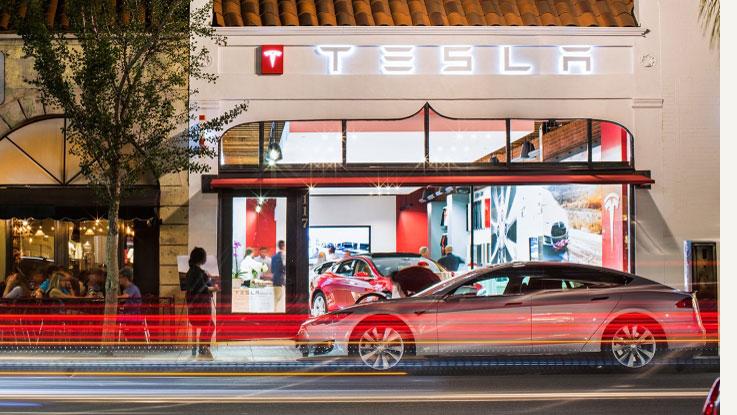 Tesla verabschiedet sich in Deutschland von City-Stores