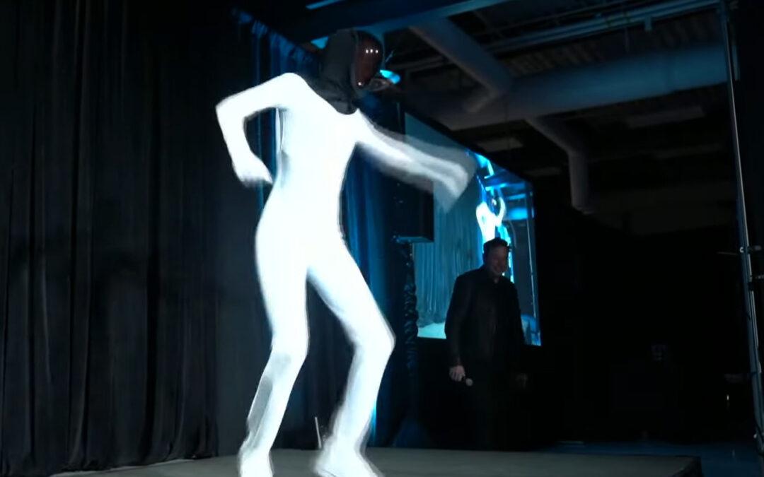 """Elon lässt am """"AI Day"""" den Tesla-Bot tanzen"""