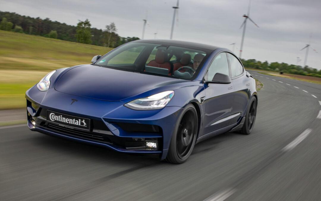 Teslas Model 3 nach feinster Startech-Art