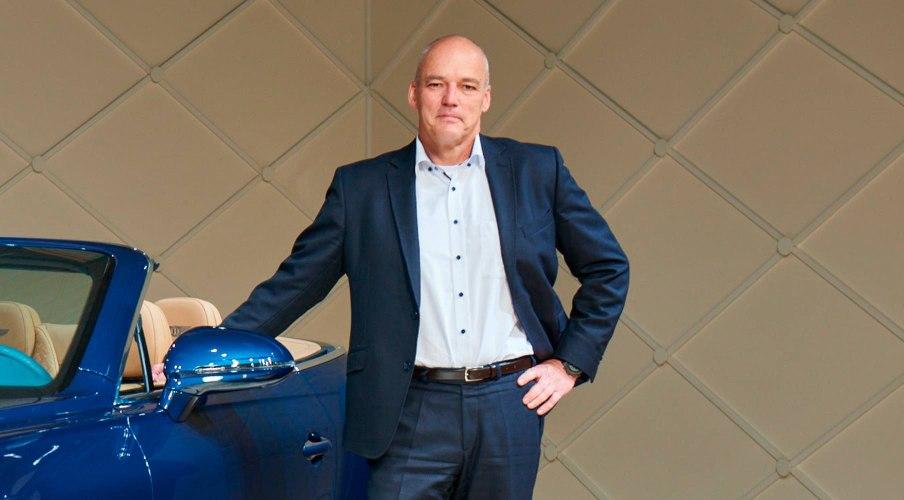 Entwicklungsvorstand Werner Tietz von Seat