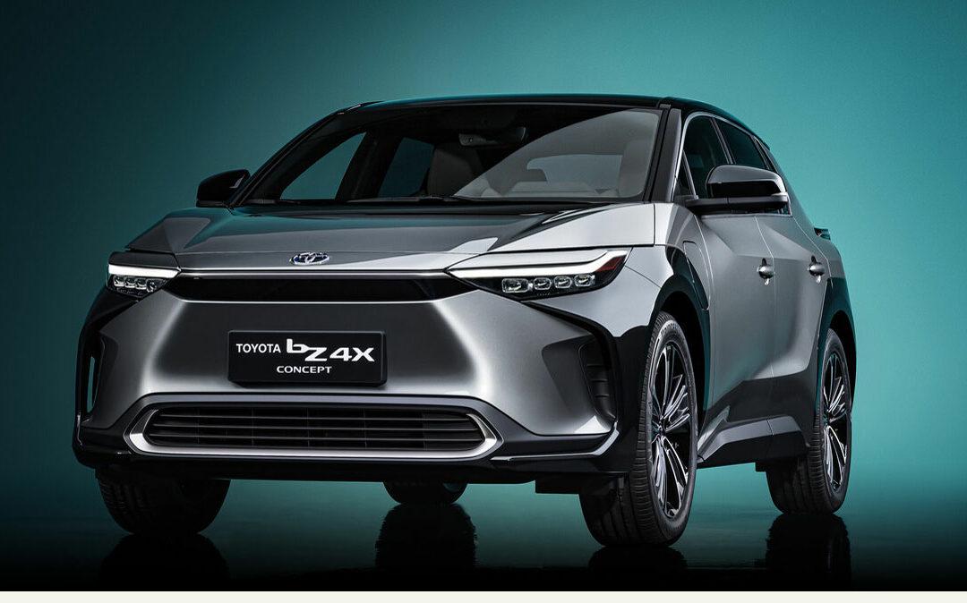 Toyota zeigt in Shanghai seinen ersten Vollstromer