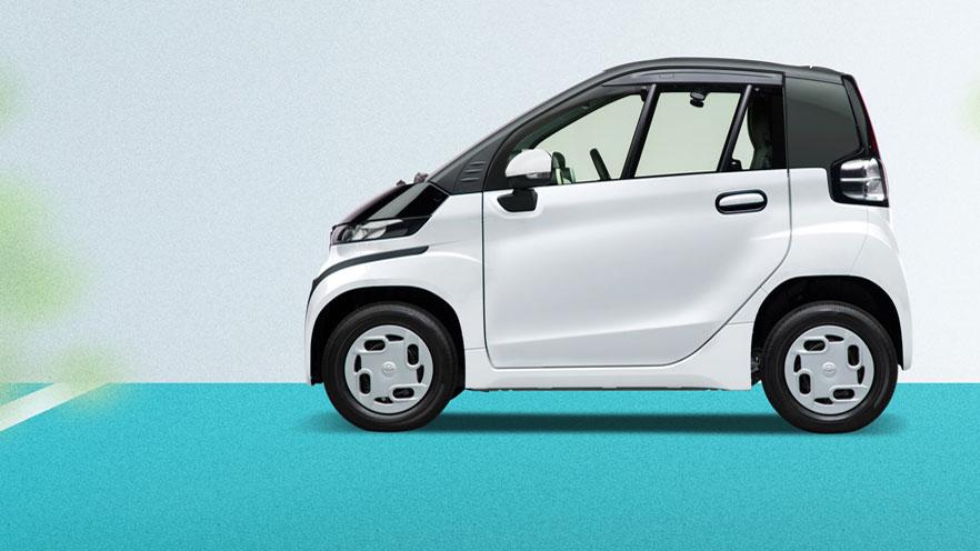 Hilfe, Toyota hat unseren Smart Fortwo geschrumpft!