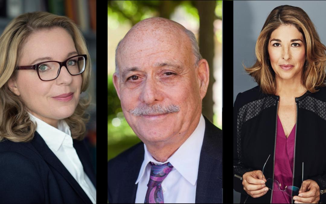 Drei Bestseller-Autoren über die Zukunft von Green Deal und Klimaschutz