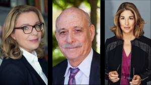 Claudia Kemfert, Jeremy Rifkin, Naomi Klein