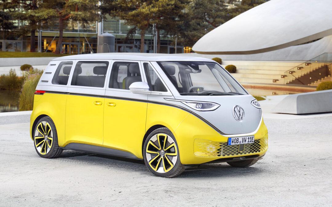 ID.Buzz: Der elektrische VW Bus nimmt endlich Fahrt auf