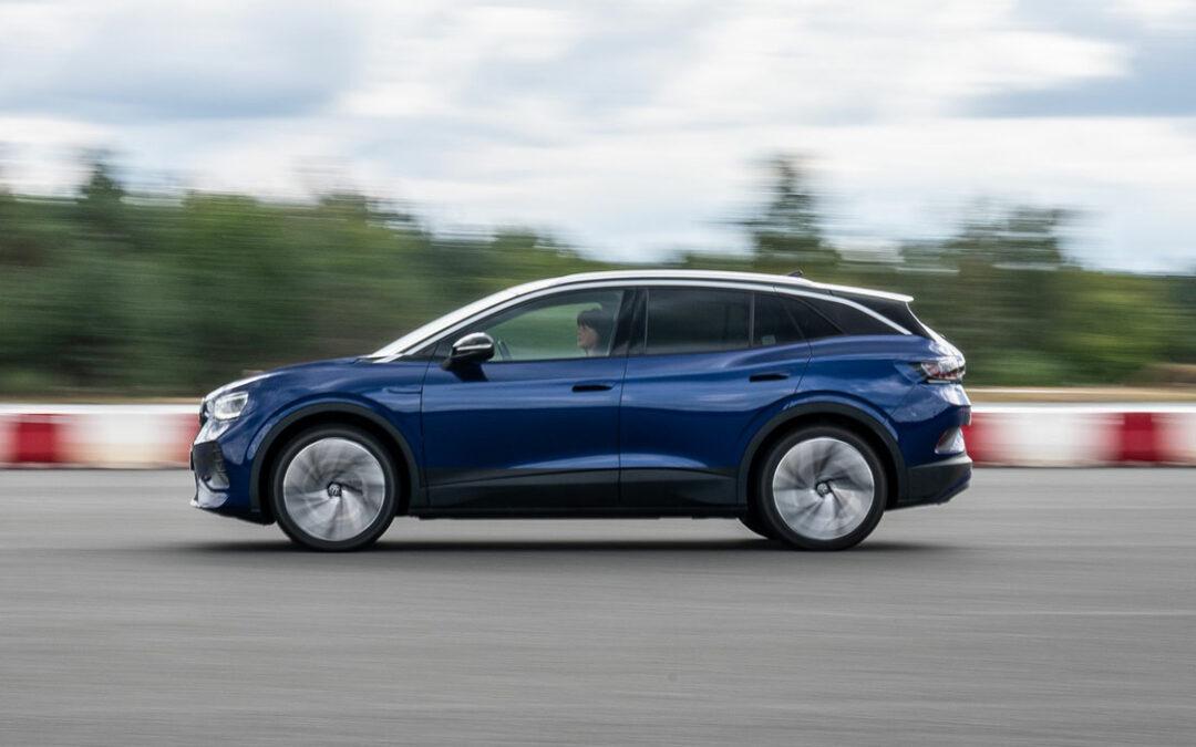 """VW ID.4 soll Elektroauto """"aus der Nische holen"""""""