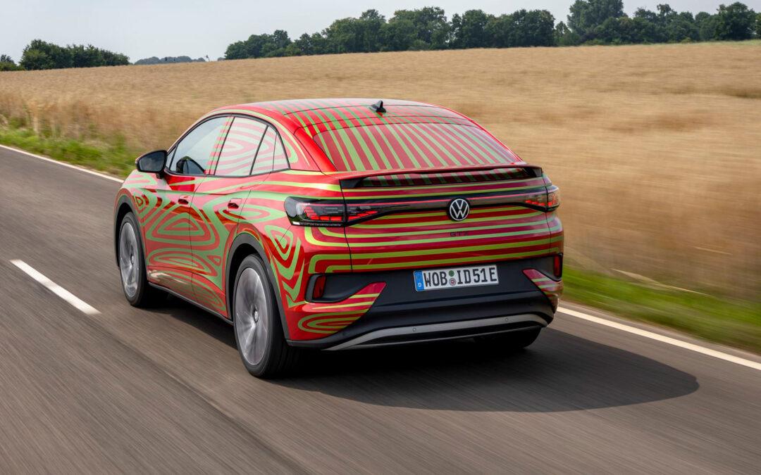 VW ID.5 GTX: Elektro-GTI im Einheits-Trainingsanzug