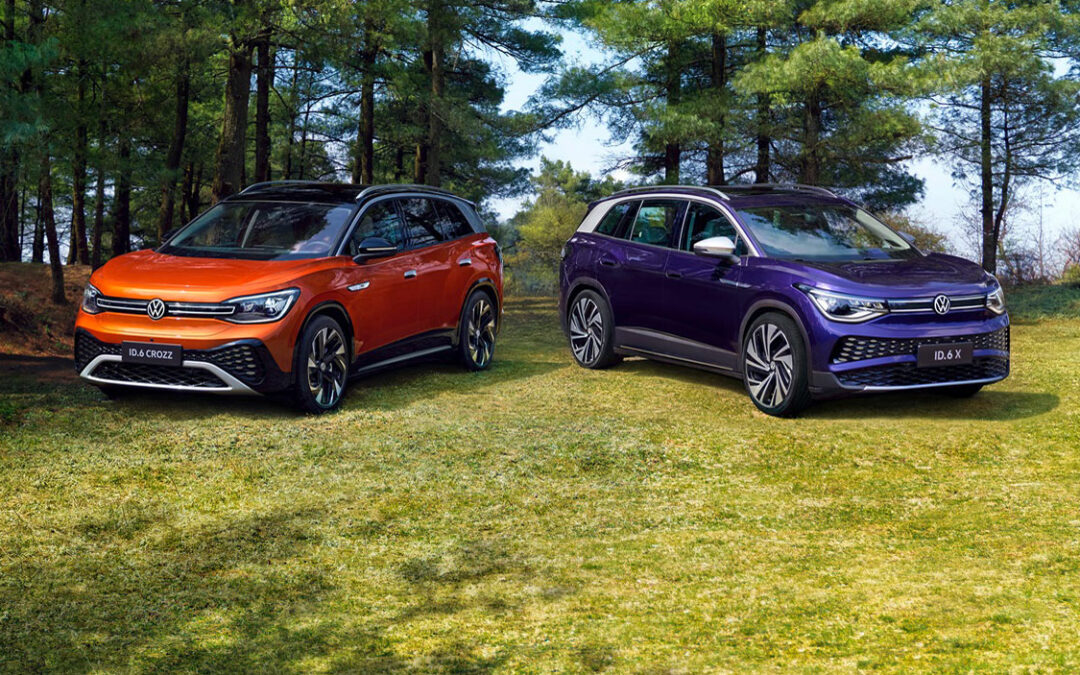VW ID.6X: Für die Chinesen eine Nummer größer