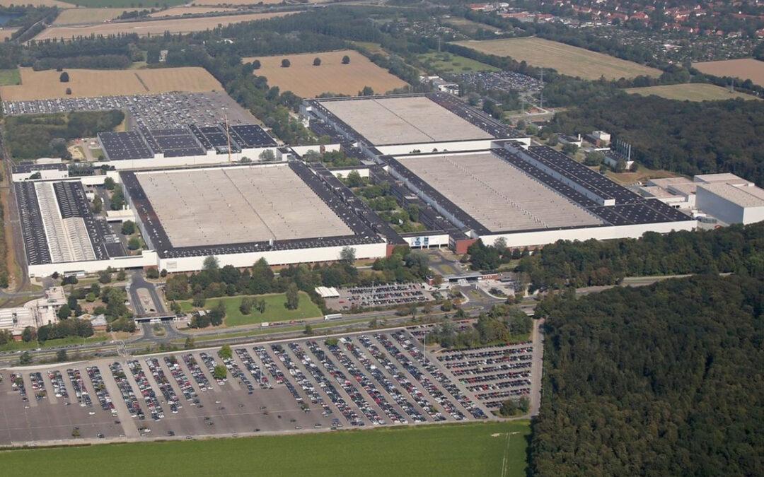 Volkswagen mit neuer Batterie-Strategie