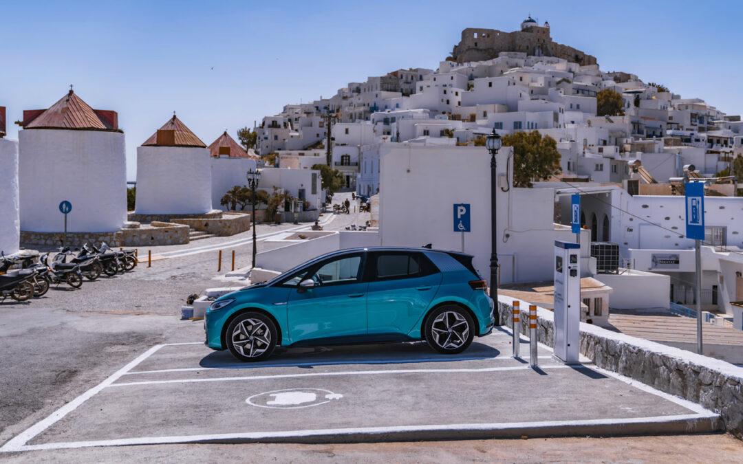 Volkswagen macht Insel zum Zukunftslabor