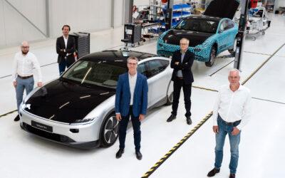 Solarauto Lightyear One wird bei Valmet gebaut