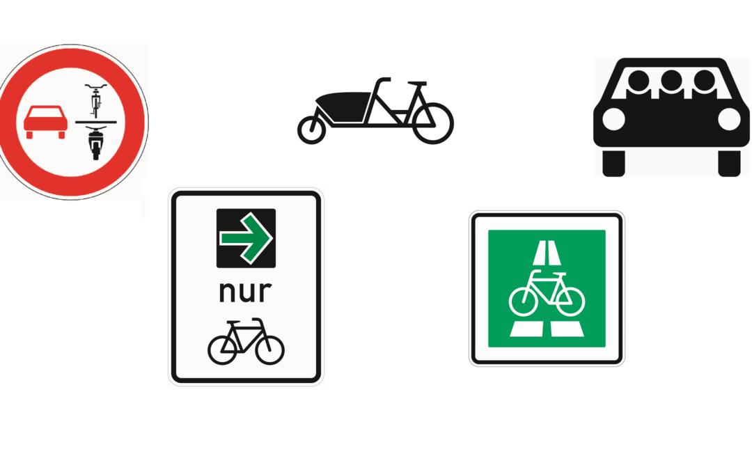 Neue StVO: Mehr Rechte für Radler und Elektromobilsten