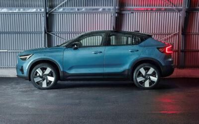 Volvos gibt es ab 2030 nur noch vollelektrisch