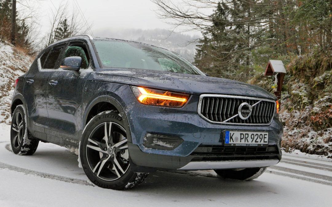 Volvo verhängt Tempolimit und pusht Elektroantriebe