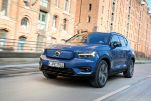 Volvo XC40 RechargeTwin