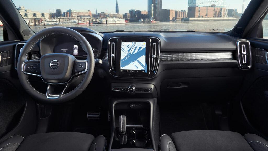 Volvo XC40 Recharge Innenraum