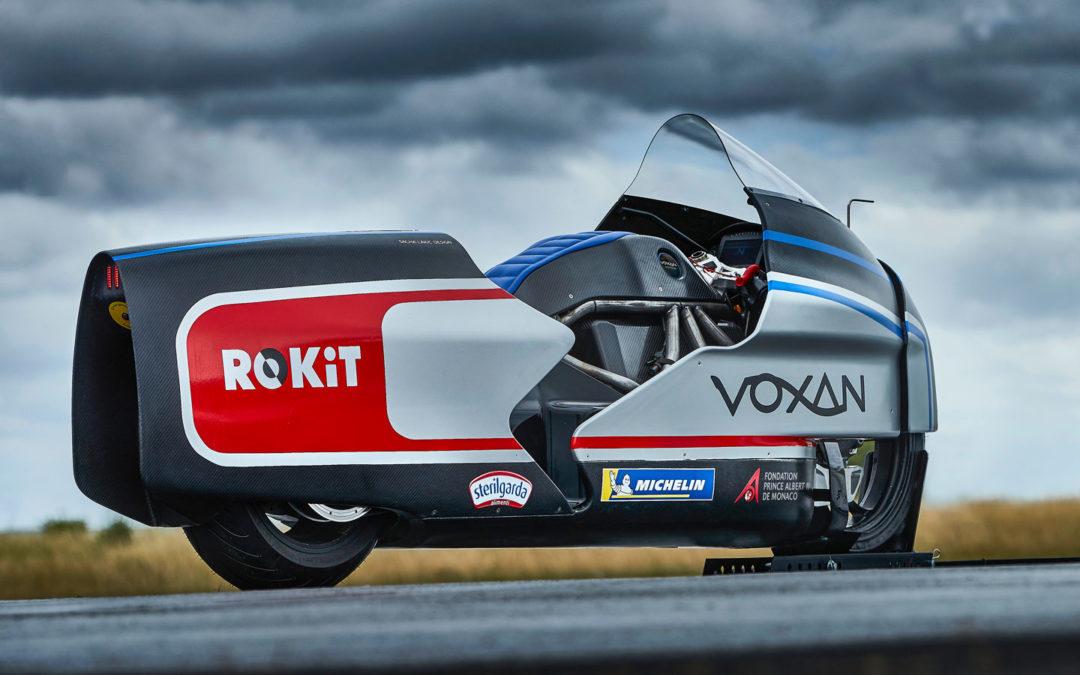 """""""Wattman"""": E-Motorrad fertig für die Rekordjagd"""
