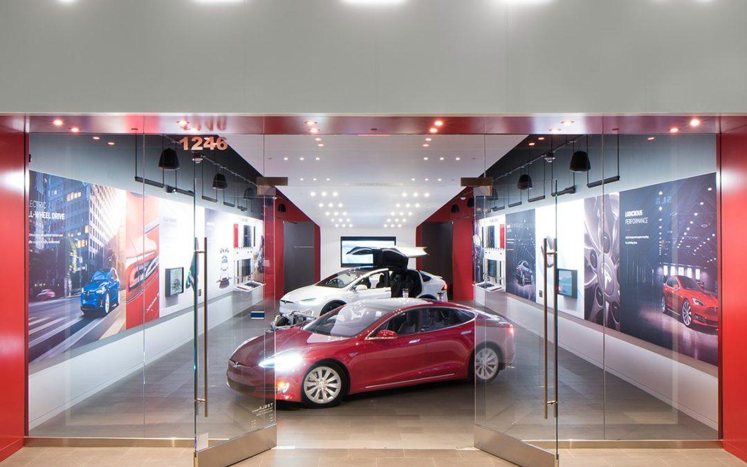 Tesla senkt Preise um mehrere Tausend Euro