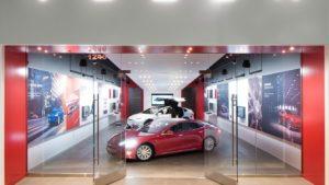 Tesla-Shop
