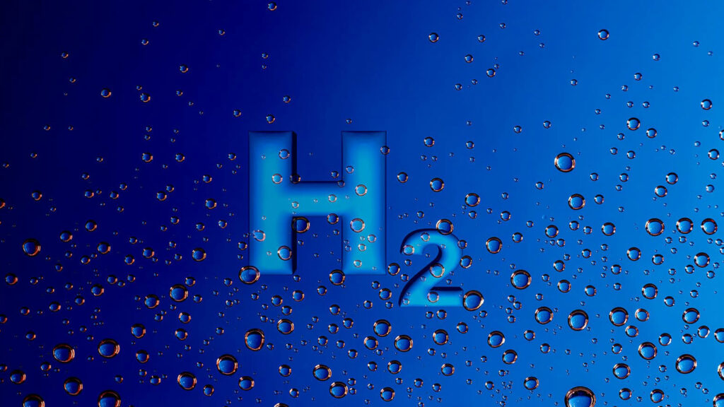 Wasserstoff Symbolik