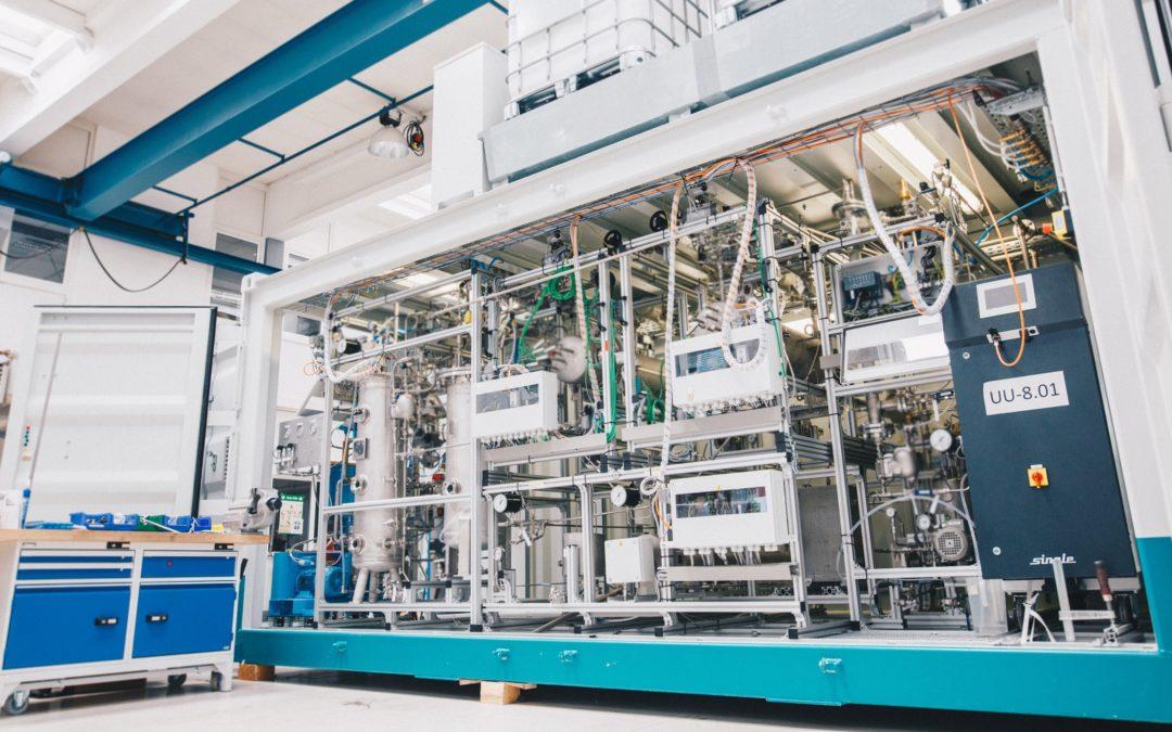 Hyundai steigt bei deutschem Wasserstoff-Startup Hydrogenious ein