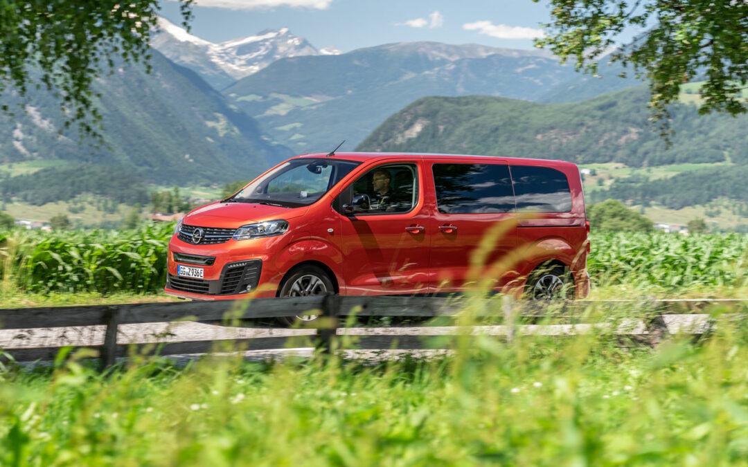 E-Life ohne Bangen im neuen Opel Zafira