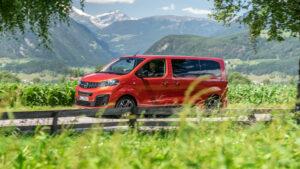 Opel Zafira e Life