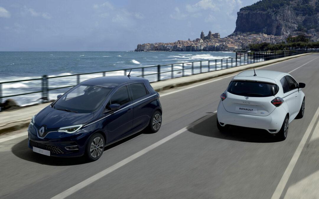Renault verabschiedet sich von der Batteriemiete
