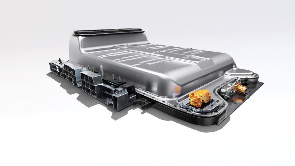 Akku aus der Renault Zoe