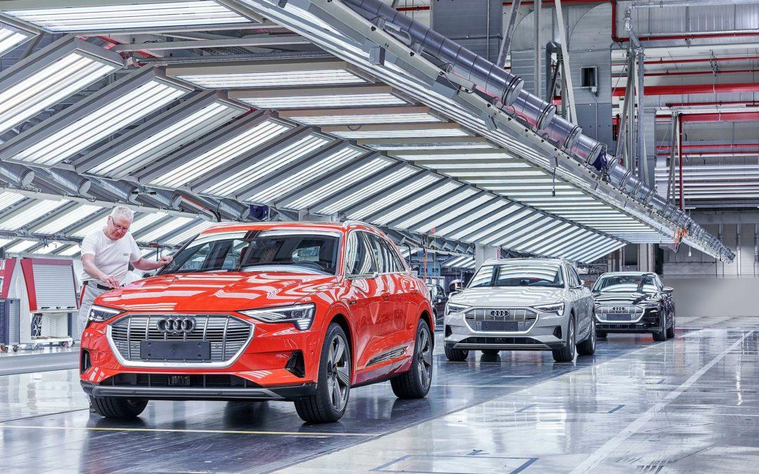 Audi forciert sämtliche Elektropläne