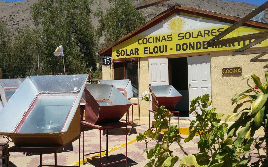 Chile: Kochen mit der Kraft der Sonne