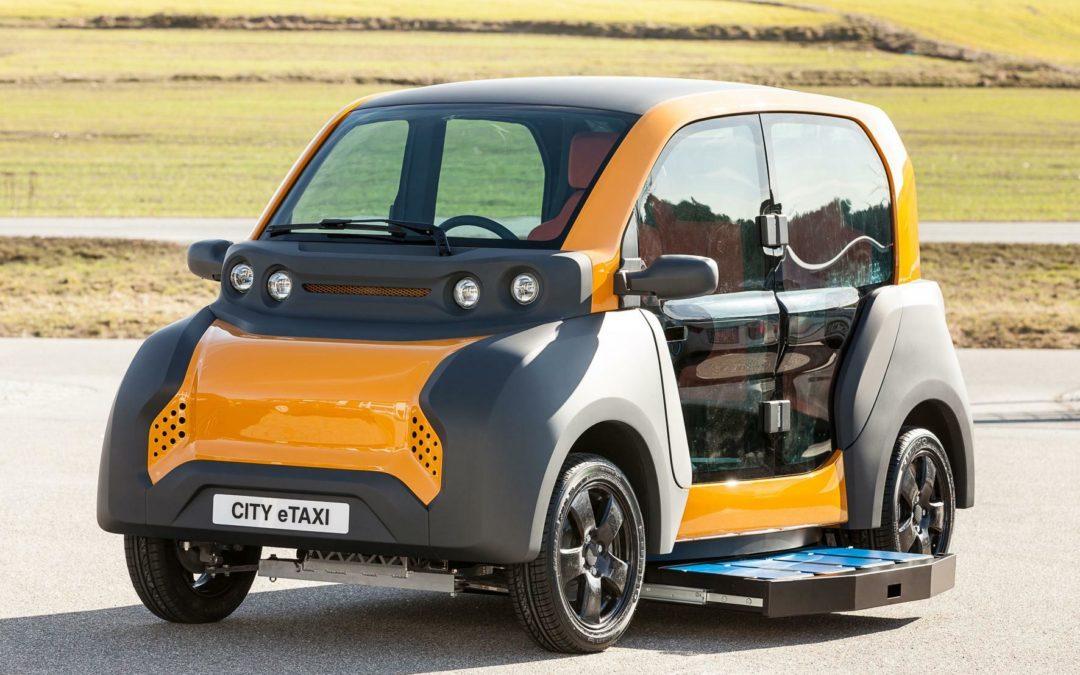 ACM City: Das Auto des Elektro-Pioniers