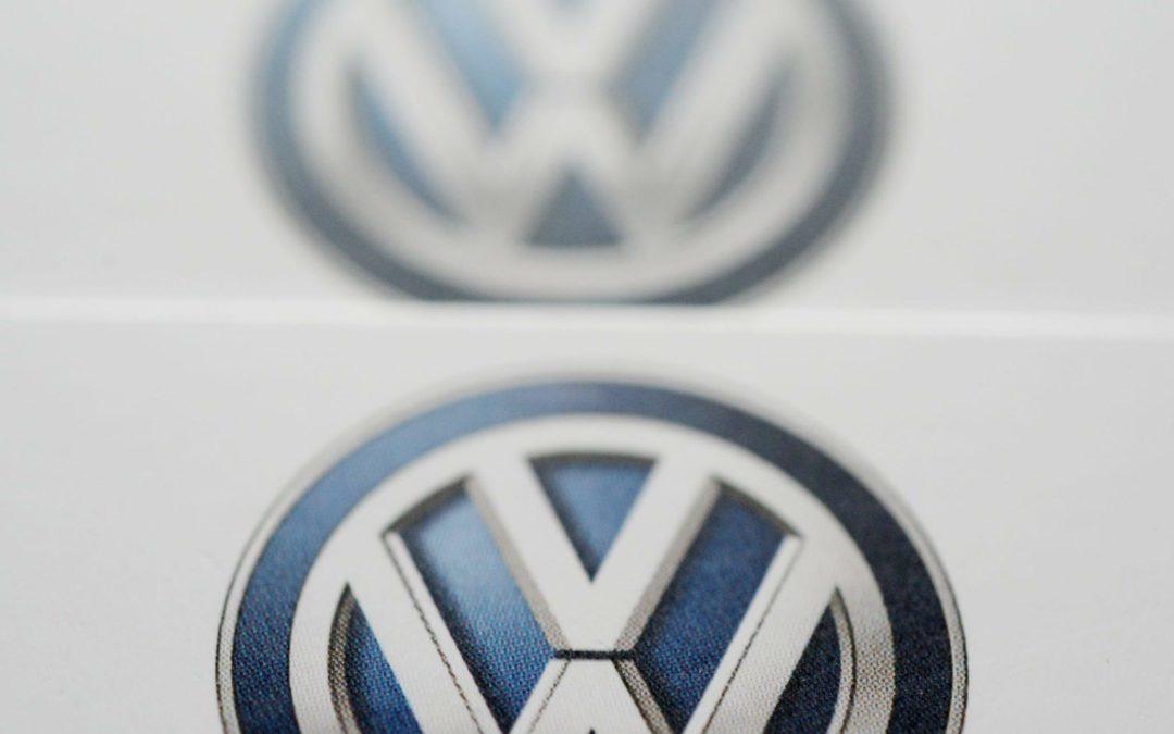 Volkswagen: Neues Logo, neues Image, neues Glück