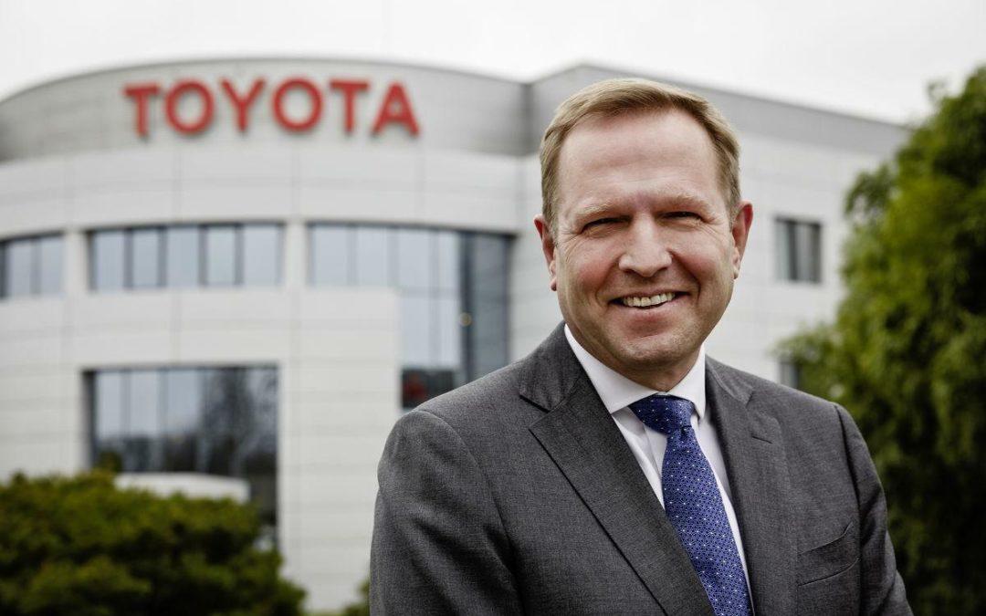 """Toyota-Deutschland-Chef: """"Hybridauto-Nachfrage geht durch die Decke"""""""