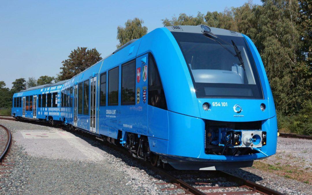 Wasserstoff-Züge kommen nach Deutschland