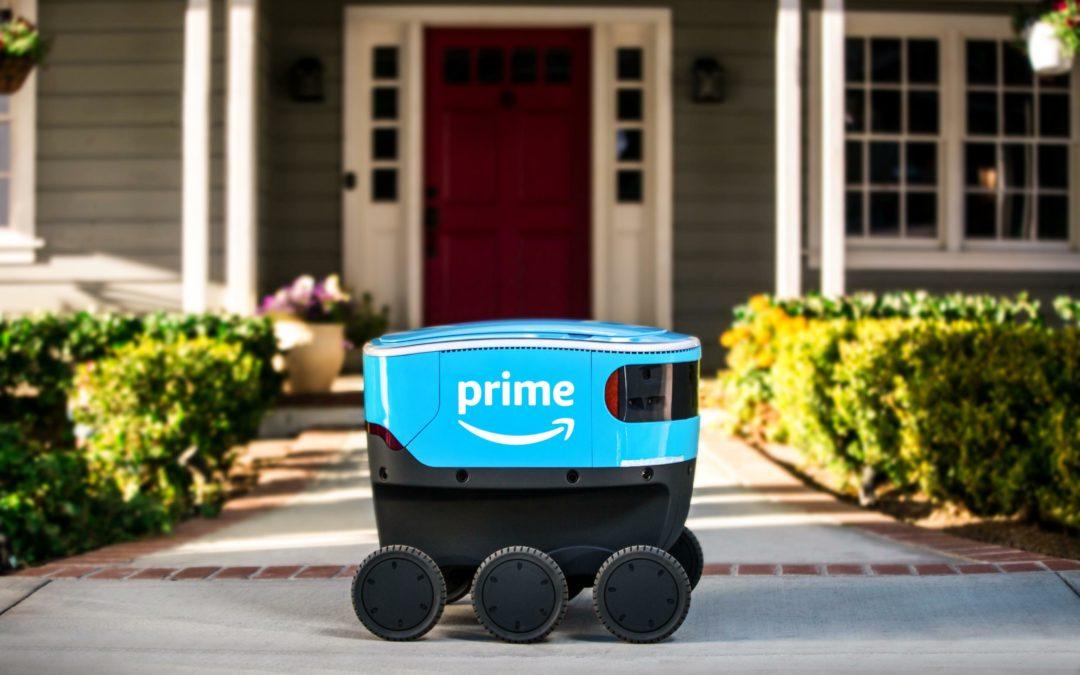 """""""Scout"""": Amazon testet autonomen Liefer-Roboter"""