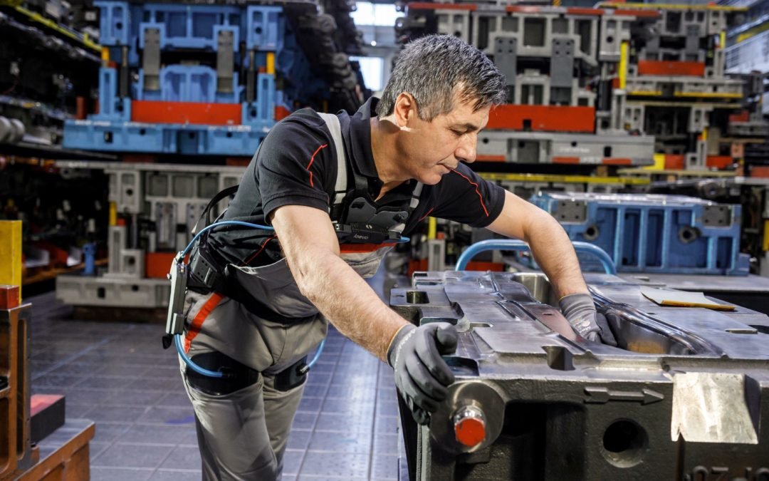 Exoskelette: Turbo auf dem Rücken