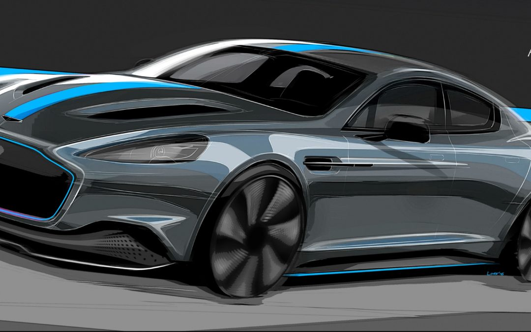 Aston Martin: Erstes Elektroauto in James-Bond-Manier