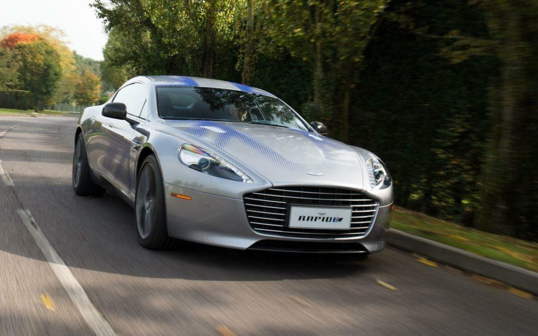 James Bond bekommt elektrischen Aston Martin