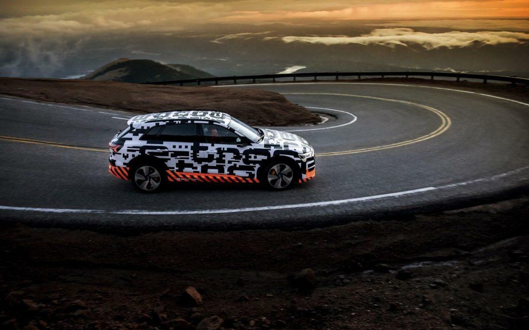 Audi e-tron quattro: So fährt sich der erste Elektro-Audi