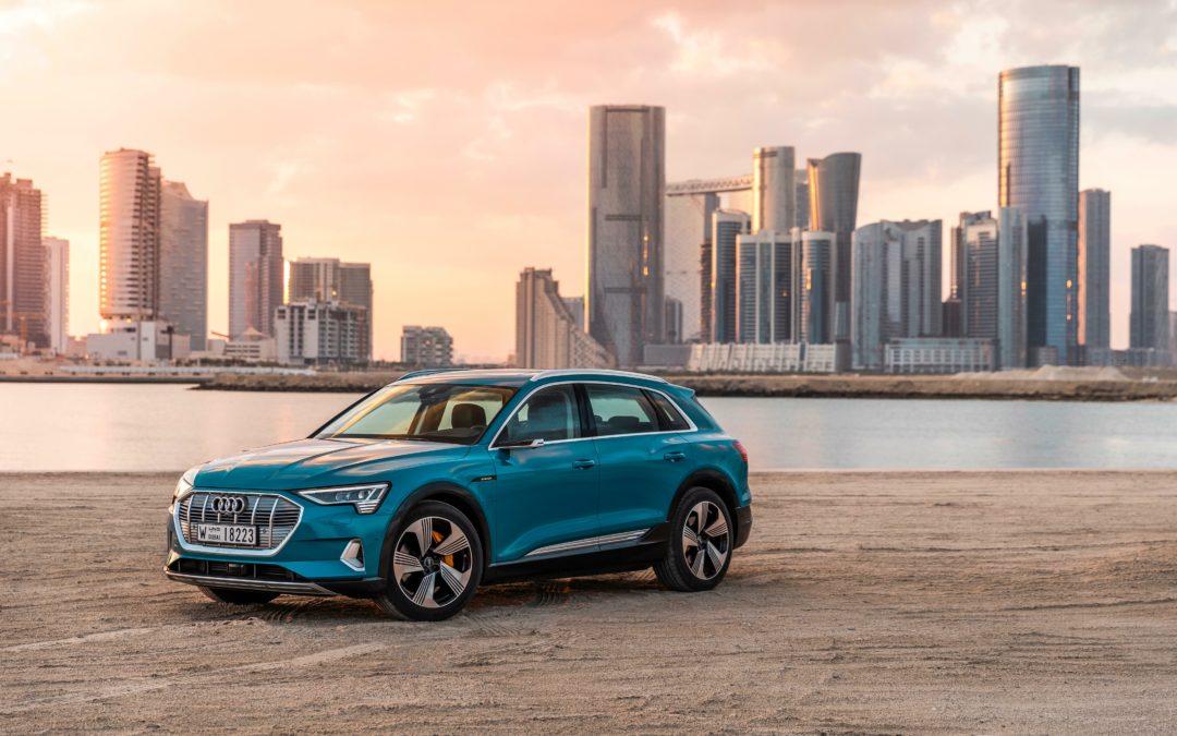 Audi e-tron quattro: Das Elektroauto, das (fast) keines sein will