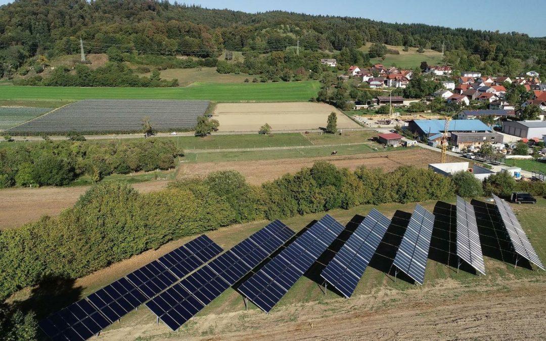 Die Pioniere der Energiewende leben auf dem Land