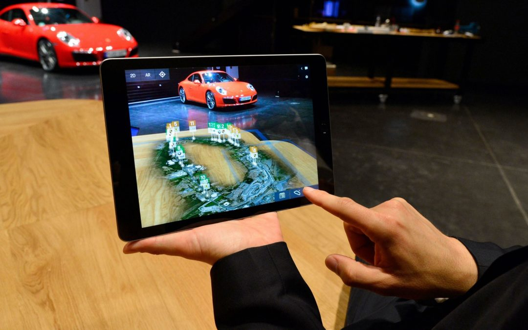 Neue Mobilität: Porsche digitalisiert sich