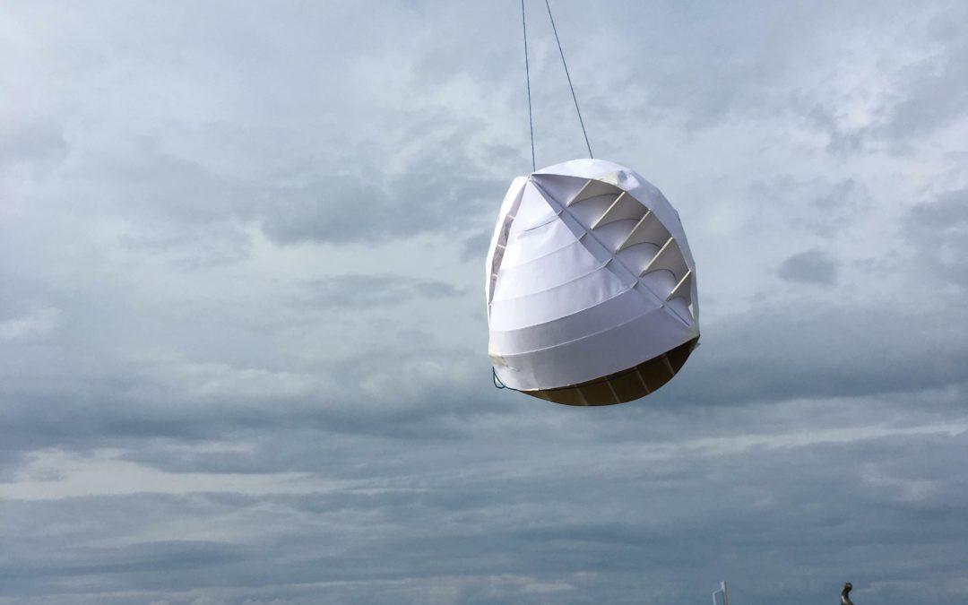 O-Wind: Turbinen machen städtische Zugluft zu Strom