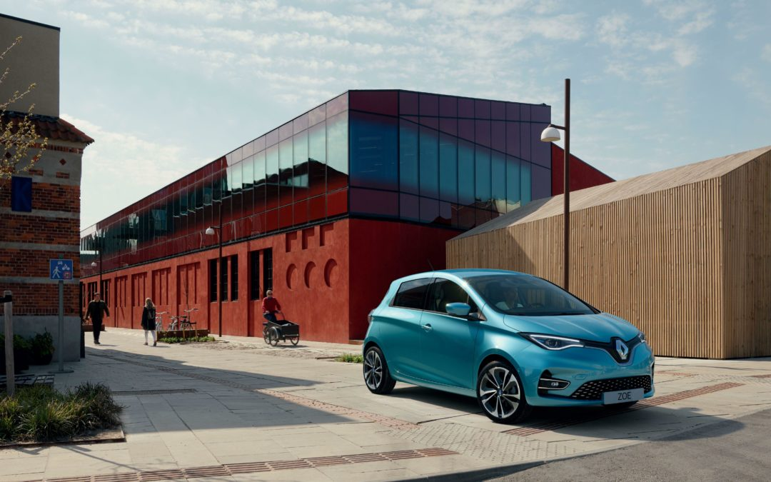 Renault Zoe: Mehr Power für die Knutschkugel