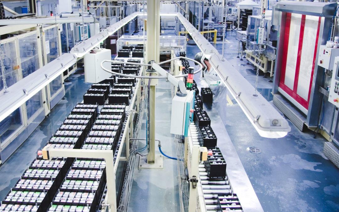 Batterien: Deutschland immer noch in der Bleizeit